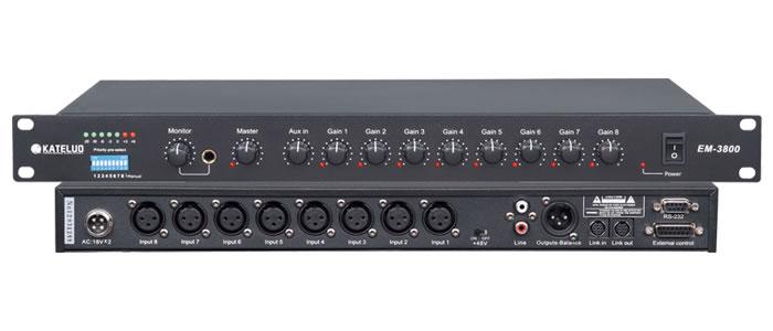 EM-3800 专业会议话筒