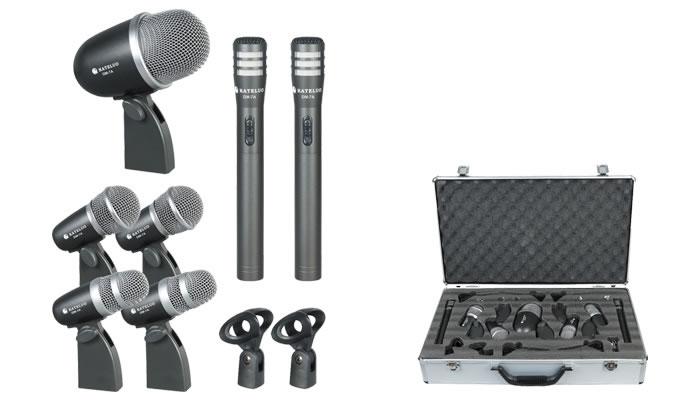 DM-7A 专业舞台乐器话筒