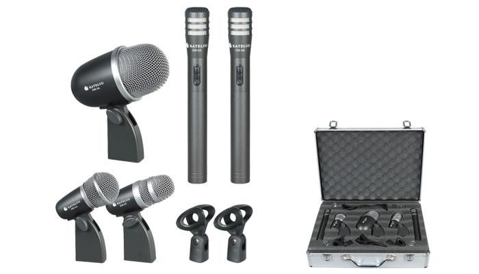 DM-5A 专业舞台乐器话筒
